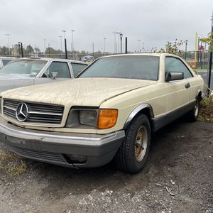 1982 Mercedes-Benz 380 SEC for Sale in Kearny, NJ