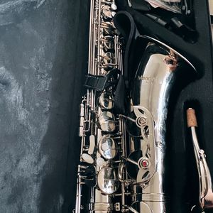 Mendini By Cecilio MTS-N+92D Silver/Nickel B flat tenor Saxophone for Sale in Chandler, AZ