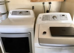 Kenmore Elite 31552 Top Load Washer & 61552 Dryer for Sale in Upland, CA