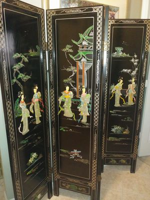 Asian style room divider for Sale in Fort Myers, FL