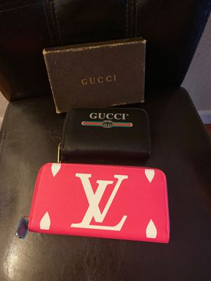 women's wallet 2 for $100 for Sale in San Leandro, CA