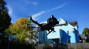 GoPro Drone With GoPro Hero 3 and accessories (EXTRA BATTERY & attachments) for Sale in Malden, MA