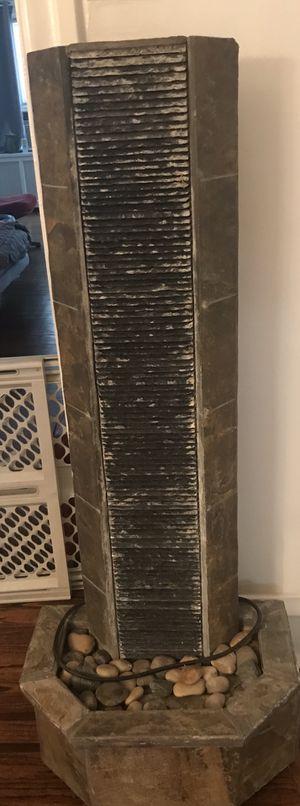 Slate water fountain for Sale in Philadelphia, PA