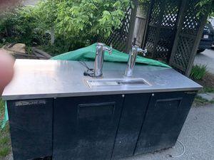 Kegerator 4 keg for Sale in Townsend, MA