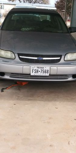 2000 Chevy Malibu for Sale in San Angelo,  TX
