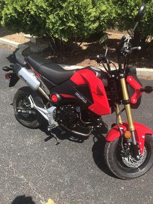 2015 Honda Grom for Sale in Gainesville, VA