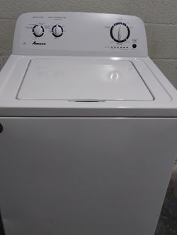 WHIRLPOOL Amana Washer(lavadora)- Heavy Duty $185.00 for Sale in Miami,  FL