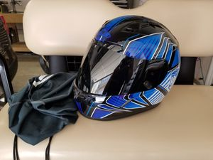 HJC Motorcycle Helmet CL-17 Snell Approved for Sale in Valencia, CA
