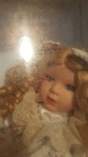 Antique porcelain baby doll for Sale in Greer, SC