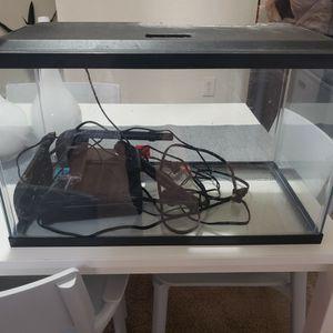 Aquarium Tank 10gl for Sale in Tampa, FL
