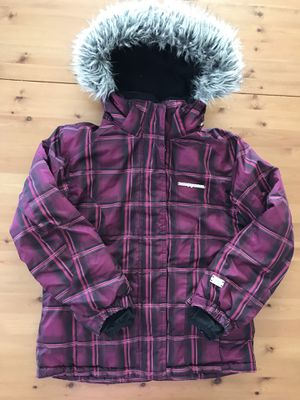 Girls Hooded Winter Snow waterproofs Jacket Coat Girls Size M 10-12 for Sale in Alexandria, VA