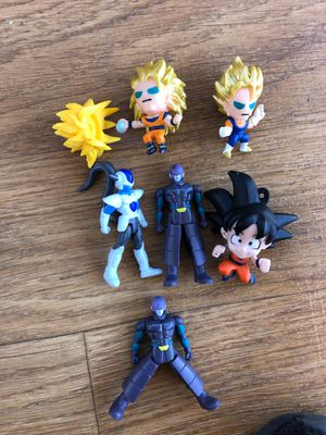 Lot of Dragon Ball Z / Super collectibles for Sale in Ceres, CA