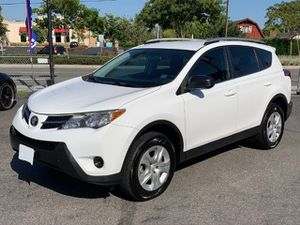 2015 TOYOTA RAV4 LE - CLEAN TITLE- - 70k MILES - 2.5L 4Cyl. - BACK UP CAMERA ☑️FINANCE AVAILABLE ☑️ ACEPTAMOS ITIN Y MATRICULA ⁉️ for Sale in Pico Rivera, CA