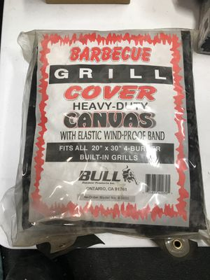 Bull BBQ cover for Sale in San Marcos, CA