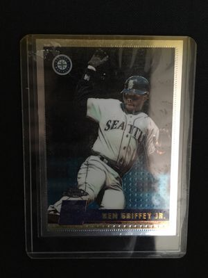 Ken Griffey Jr Baseball Card for Sale in Berkeley, CA