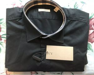 Man's Burberry Shirt XLT (black). Condition is new with tags. for Sale in Garner, NC