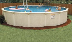 Above Ground Pool and Installation for Sale in Atascocita, TX