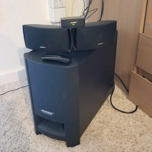 Bose Cinemate Series II - Complete Home Theater System for Sale in San Diego, CA