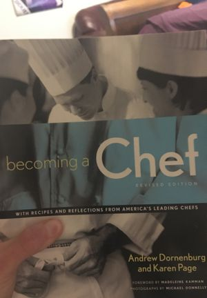 Chef book for Sale in Golden, CO