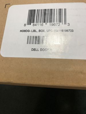 Dell Dock (BRAND NEW) for Sale in Tukwila, WA