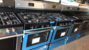 New Frigidaire stainless steel gas stove 6 months warranty for Sale in Baltimore, MD