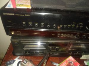 Pioneer stereo receiver for Sale in Garner, NC
