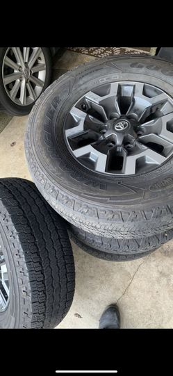 Toyota Tacoma wheels for Sale in Clackamas,  OR