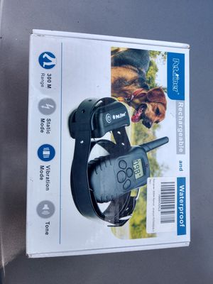 Brand New Electric Dog Training Collar for Sale in Tampa, FL