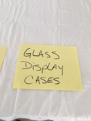 Display cases for Sale in Delray Beach, FL