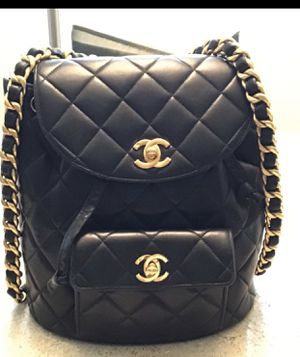 Chanel backpack for Sale in Dallas, TX