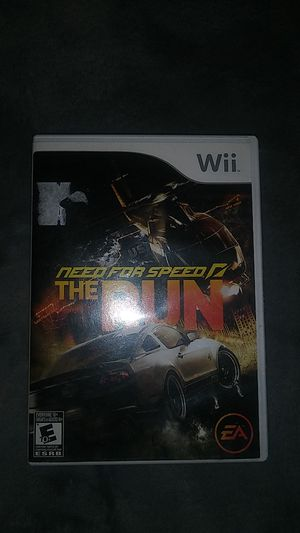 Need for speed the run for Sale in Garden Grove, CA