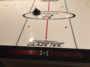 Air hockey table for Sale in Fredericksburg, VA