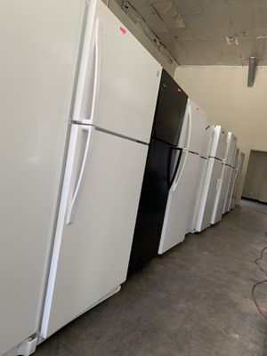 TOP FREEZER FRIDGES FOR SALE $299 EACH for Sale in Anaheim, CA