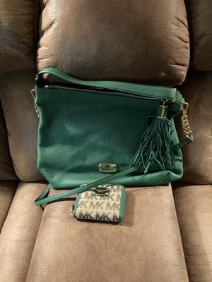 Michael Kors Purse and Wallet for Sale in Deltona, FL