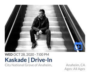 2 - Kaskade tickets Oct 28 2020 for Sale in Irvine, CA