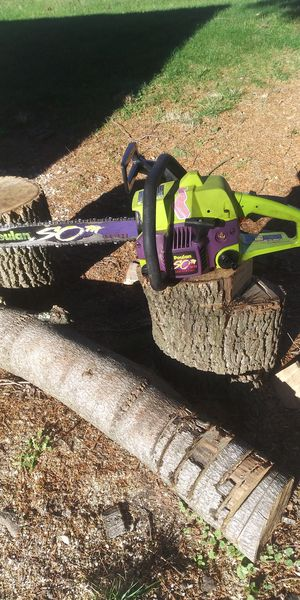 Poulan 50th Anniversary Chainsaw for Sale in Dallastown, PA