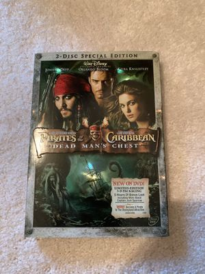 Pirates of the Caribbean Dead Man's Chest for Sale in Cornelius, NC