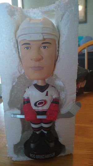 Rod Brind'Amour bobblehead Carolina Hurricanes for Sale in Pittsburgh, PA