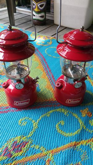 Antique colman lanterns for Sale in Cambridge, MA