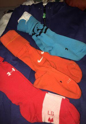 Soccer/Football long socks for Sale in Covington, WA