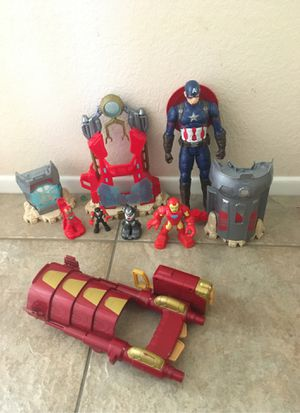 Avengers playset for Sale in Victorville, CA