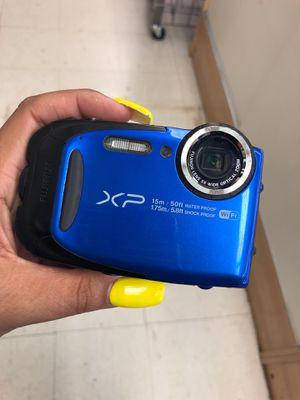 Fuji film waterproof camera for Sale in Pasadena, TX
