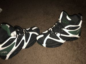 Fairly Used Great upkeep Green,Black, and White Kamikaze's for Sale in Washington, DC
