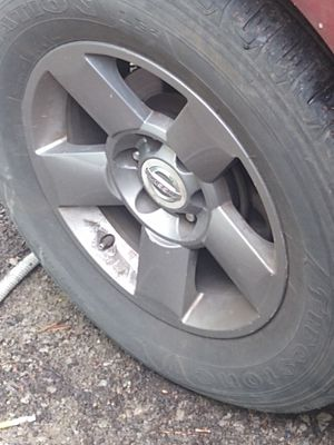 18 inch Nissan Armada rim spare 1 rim only for Sale in Murfreesboro, TN