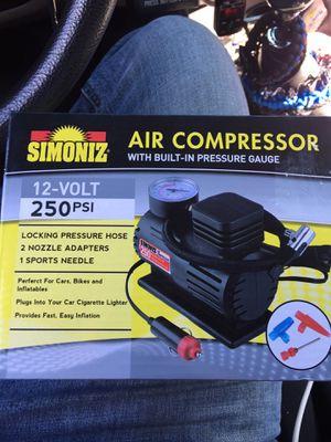 12v air compressor for Sale in Dallas, NC