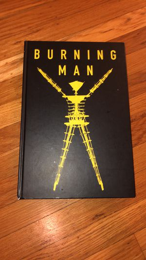 Burning man book (from 1997) for Sale in San Francisco, CA