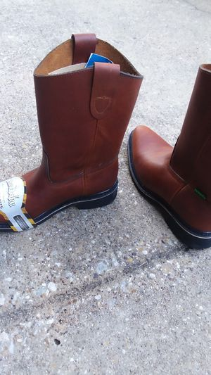 Work boots/Botas pal Trabajo for Sale in Seagoville, TX