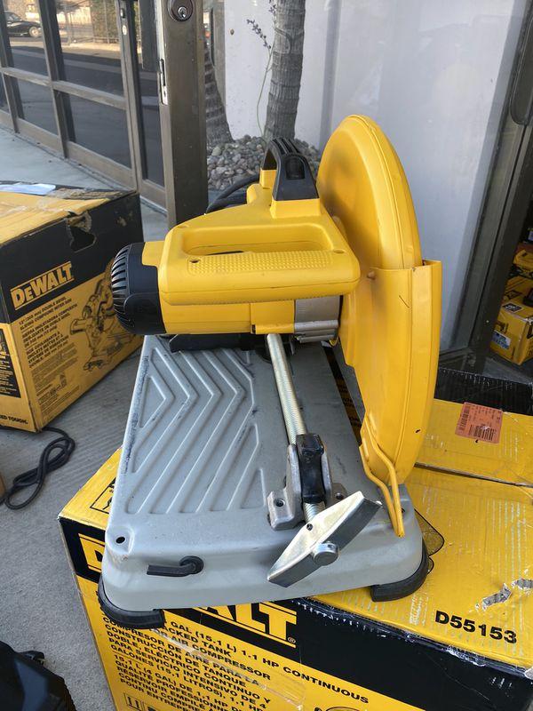 DEWALT 15 Amp 14 in. Cut-Off Saw