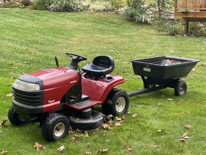 Craftsman LT2000 Lawn Tractor for Sale in US