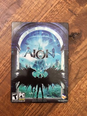 Aion PC Game for Sale in Dallas, TX